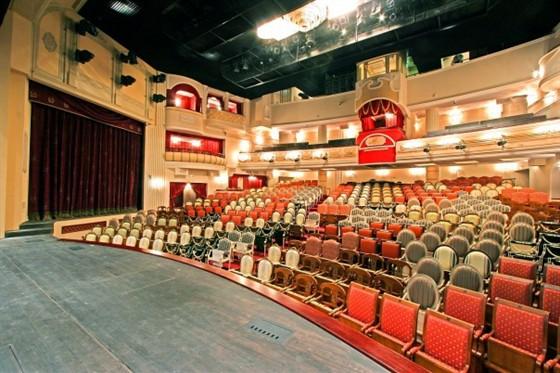 большой зал театра Et Cetera