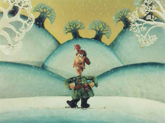 смотреть онлайн мультфильм как мужик за елкой ходил