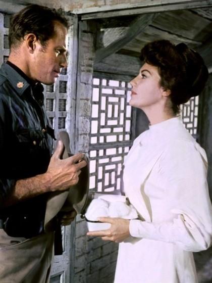 55 дней в пекине 1963  о фильме отзывы смотреть