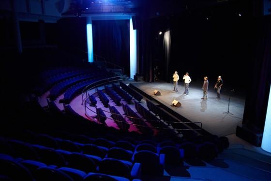 Дом музыки. Театральный зал