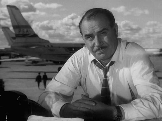 713-й просит посадку 1962