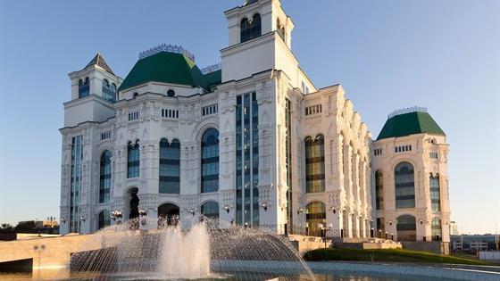 Астраханский театр оперы и