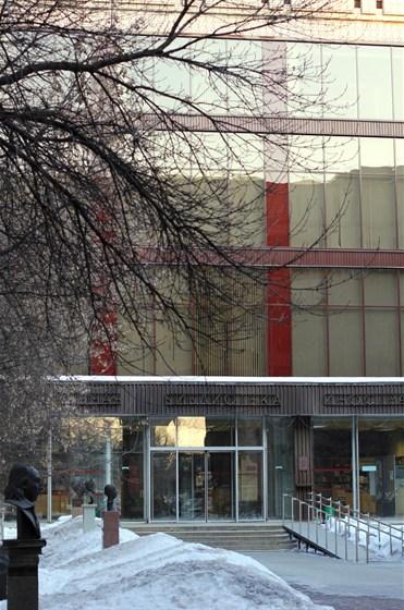 Библиотека иностранной