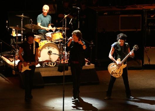 Премьера фильма мартина скорцезе \\rollin stones: да будет свет!\\, 2 июля 2008, к/т октябрь